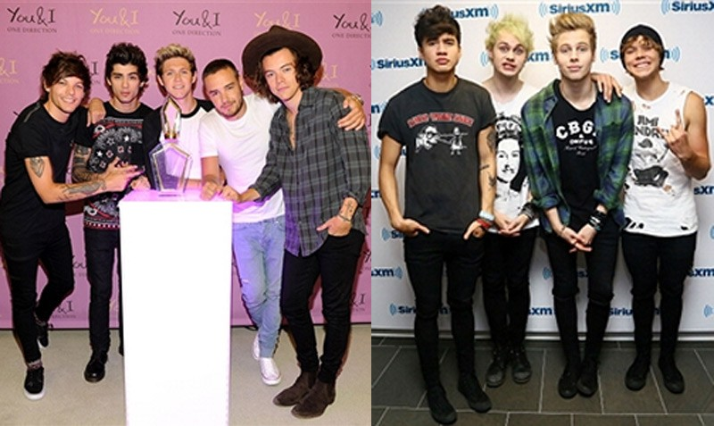 One Direction Has Ownership Stake In 5 Seconds Of Summer To Get Share Of Profits