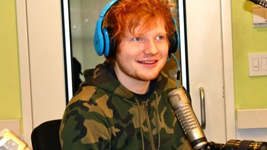 Ed Sheeran plans on living in America