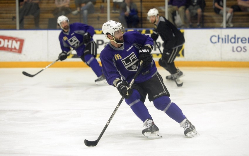 Kings make second round of training camp roster cuts