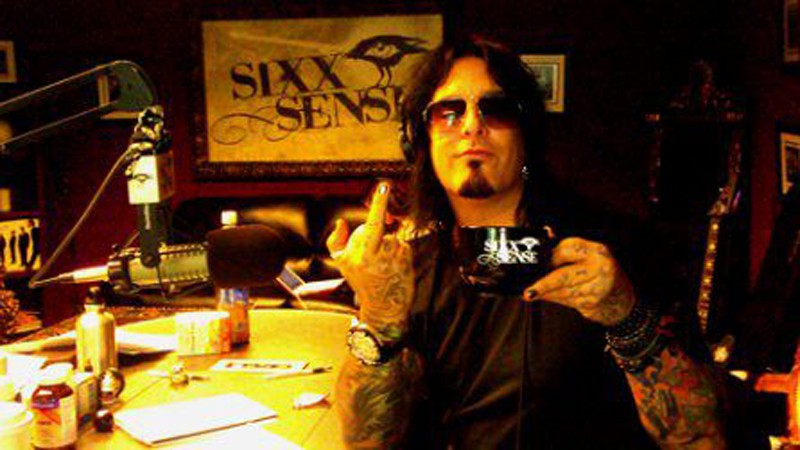 Crue's Nikki Sixx objects to KISS' Gene Simmons' comments on depression