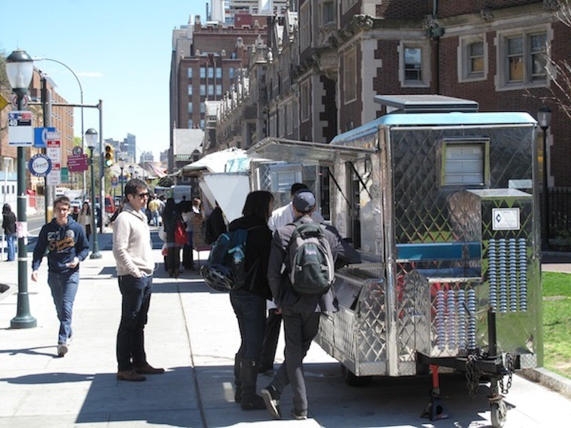 Experience Philadelphia Food Trucks