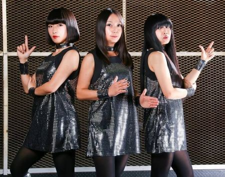 Coming all the way from Osaka, Japan, Shonen Knife is a three-piece all-girl punk band that features Naoko on vocals and guitar, Ritsuko on