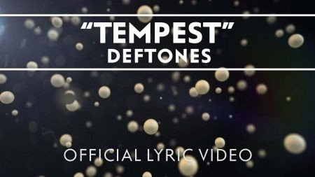 Deftones release official 'Tempest' lyric video