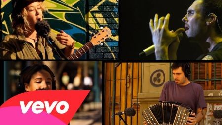 Maroon 5 release 'Daylight' music video featuring Playing for Change musicians