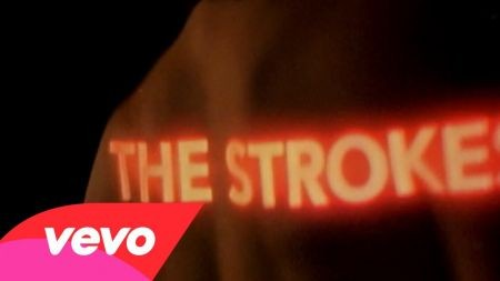 The Strokes release official 'All the Time' music video