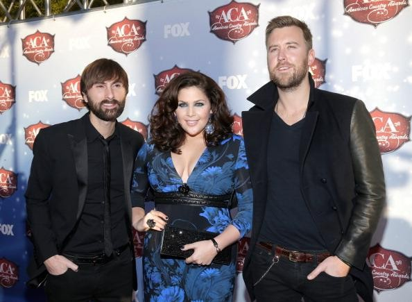 Lady Antebellum kicks off American Country Awards With 'Compass' (photos)