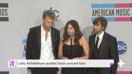Lady Antebellum performs 'Take Me Downtown' tour in Toledo