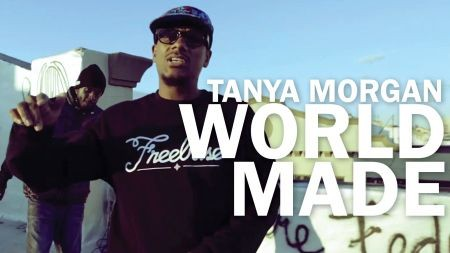 Tanya Morgan uses Internet, continues to thrive independently