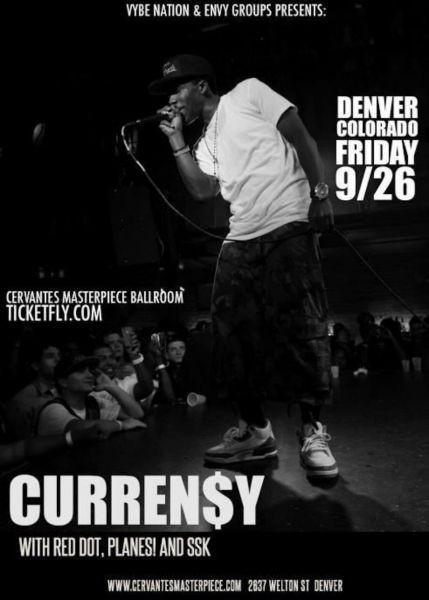 Weekend Planning Sept 26-28: Another hip-hop heavy weekend in Denver