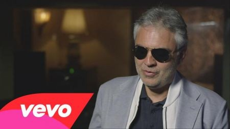 Andrea Bocelli releases two recordings this fall