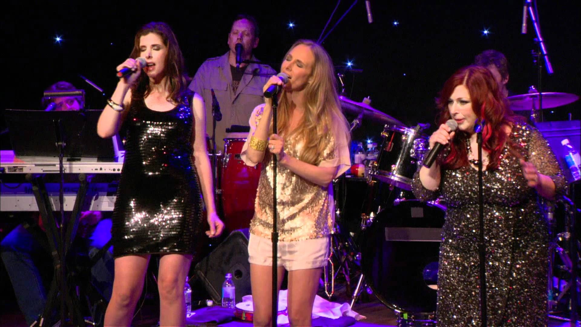 Wilson Phillips performing for one night only at the