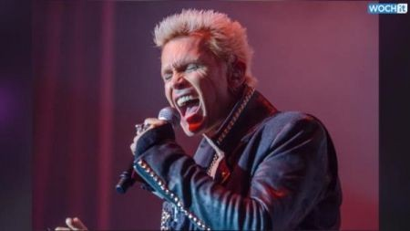 Billy Idol to embark on a 2015 North American tour