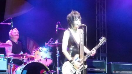 A riveting set from Joan Jett and the Blackhearts closes out Gretna Fest 2014