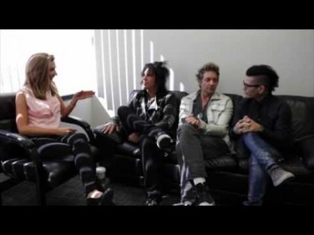 Exclusive: SIXX:AM talk up upcoming live stream and first performance in 5 years