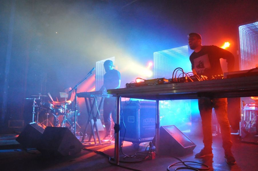 Trap and release: Keys N Krates prove the power of performance at Denver show