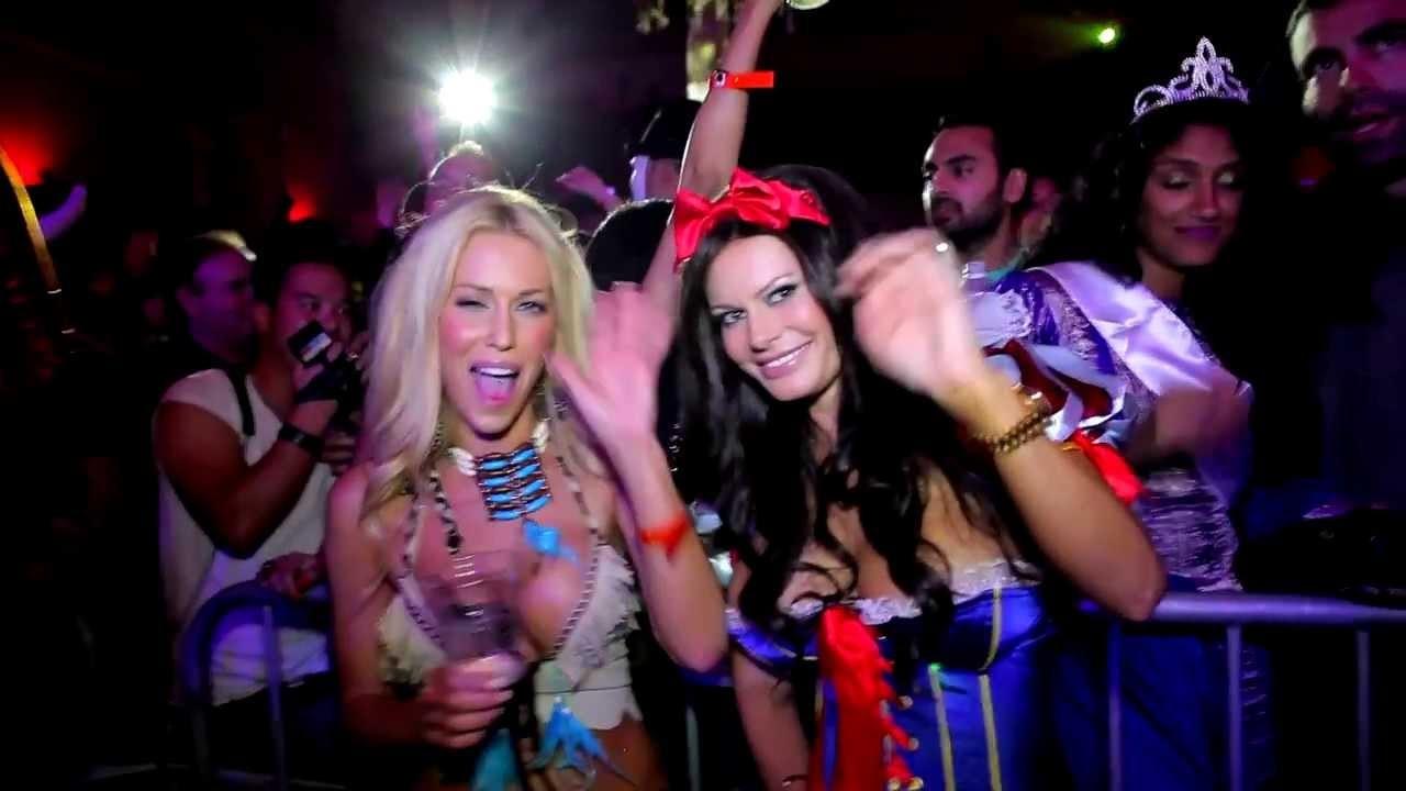 top 4 unique halloween parties in los angeles