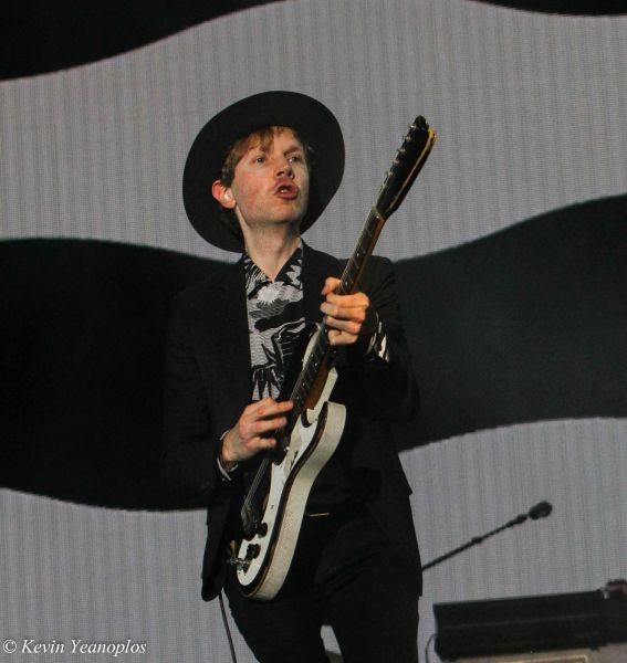 Beck plays ACL Weekend 2 Day 1.