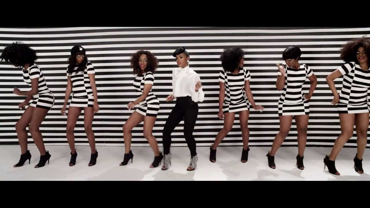 Janelle Monae proves top female artists can have 'fun' fully clothed