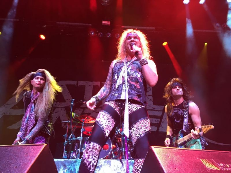 Steel Panther rocks PPL Center, talks new music, opening for Judas Priest
