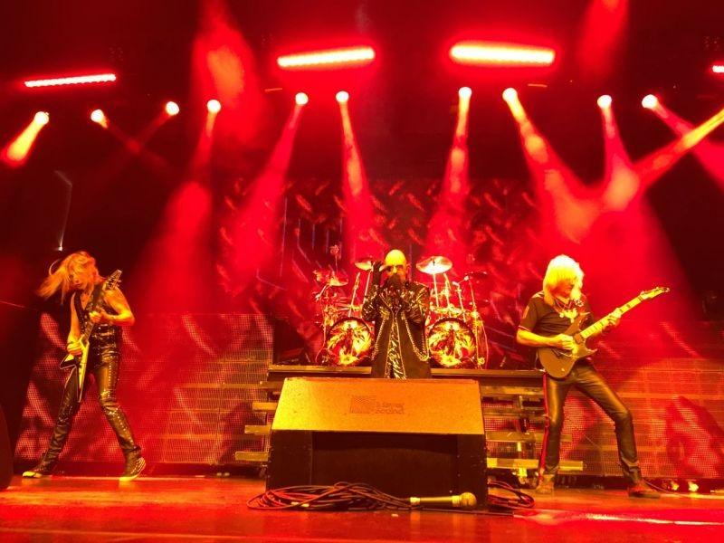 Judas Priest defends faith, metal in Allentown, PA performance