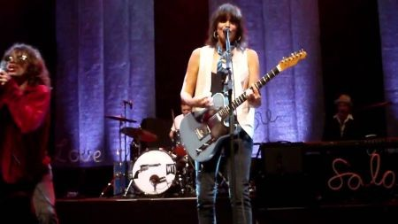 Chrissie Hynde bring 'Stockholm' tracks and Pretenders hits to Red Bank and NYC