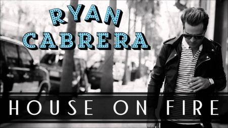 Listen: Ryan Cabrera returns with new single 'House on Fire'