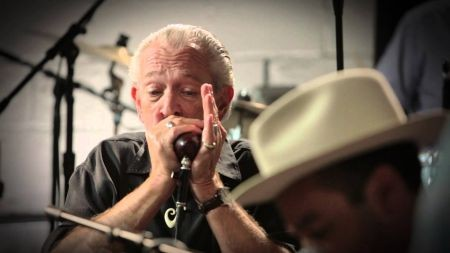 Charlie Musselwhite plays The Canyon Club