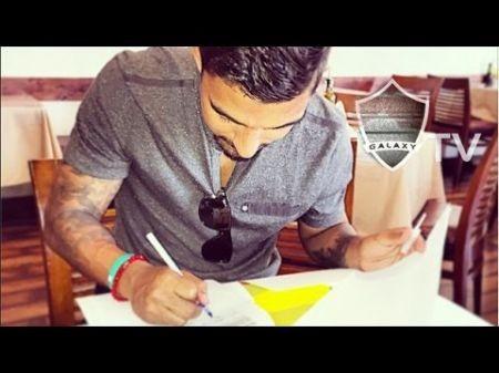AJ DeLaGarza signs multi-year contract with LA Galaxy