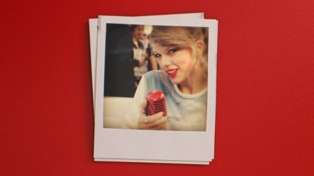 Taylor Swift unveils clip of new song 'Style' in Target commercial