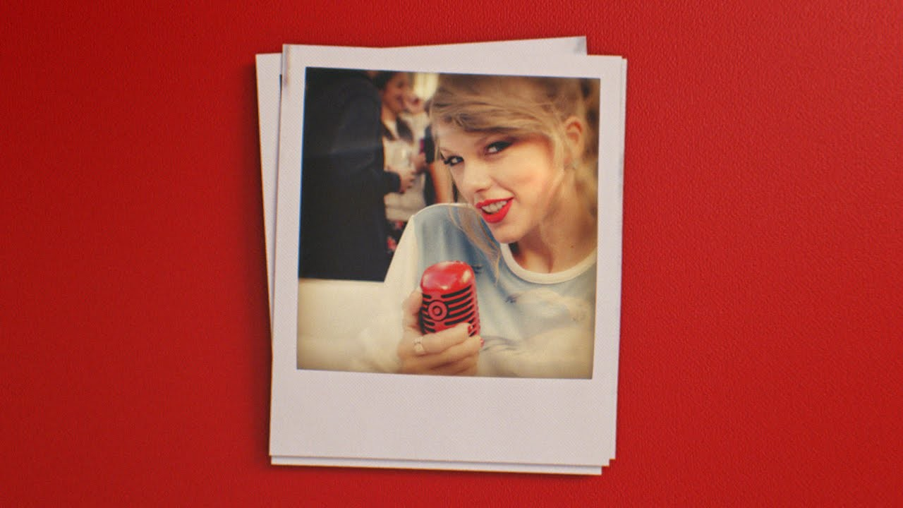 Taylor Swift Unveils Clip Of New Song Style In Target Commercial
