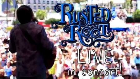 Rusted Root bringing their musical 'Movement' to the Gothic Theatre