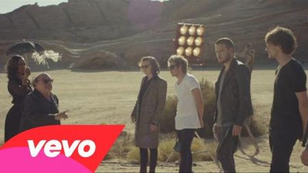 One Direction gets directed by Danny DeVito in wild 'Steal My Girl' video