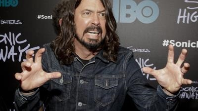 Foo Fighters announce tour dates for early 2015