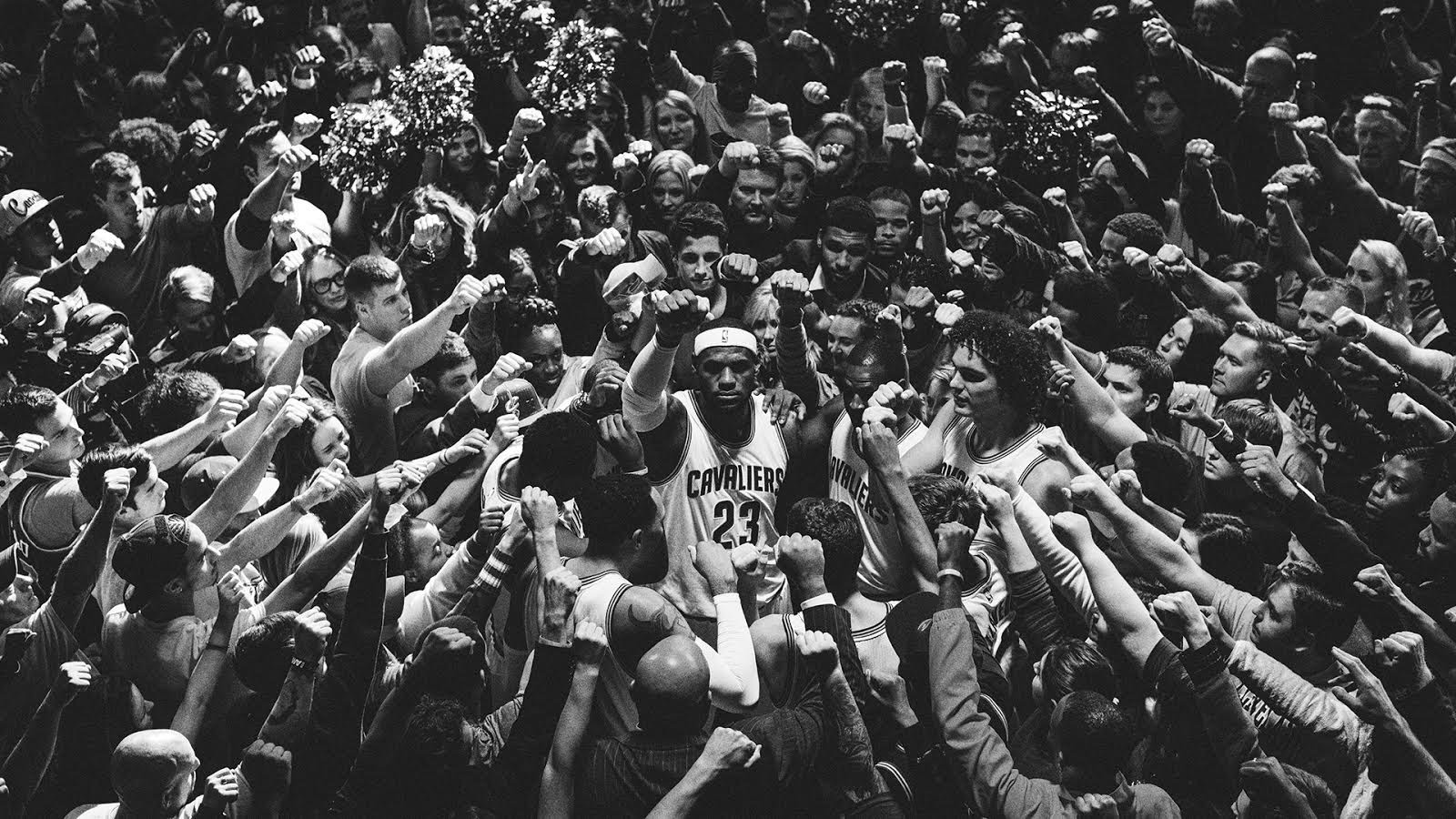 "139e82b3e Nike Basketball debuts the LeBron James ""TOGETHER"" film - AXS"