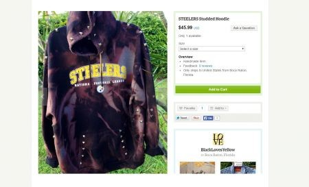 Best places to get Pittsburgh Steelers gear for football season AXS