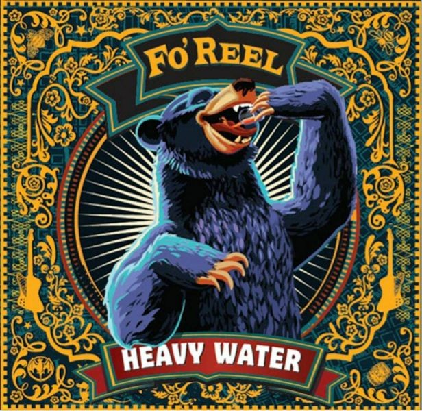 Fo'Reel creates some groovy blues on 'Heavy Water'