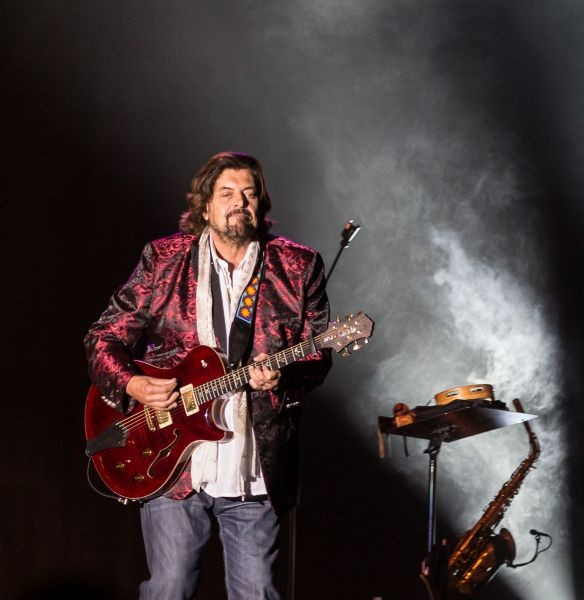 For music legend Alan Parsons, no project too daunting
