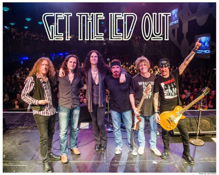 Get The Led Out to play Brooklyn Bowl on Oct.5
