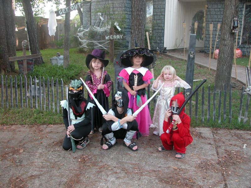 Halloween activites for the whole family