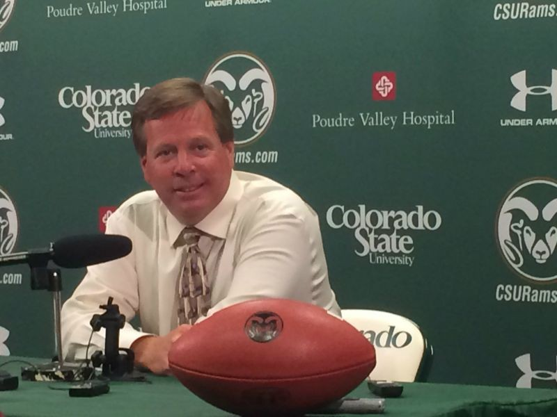 Colorado State quite alive in wide open Mountain West