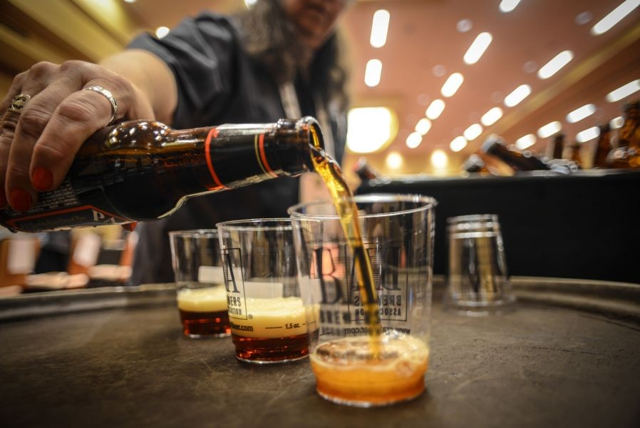 What's new at the Great American Beer Festival in 2014?