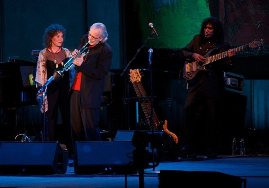 Herb Alpert's 'In The Mood' CD release party happening at Vibrato