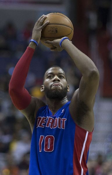 The future of Greg Monroe with the Detroit Pistons