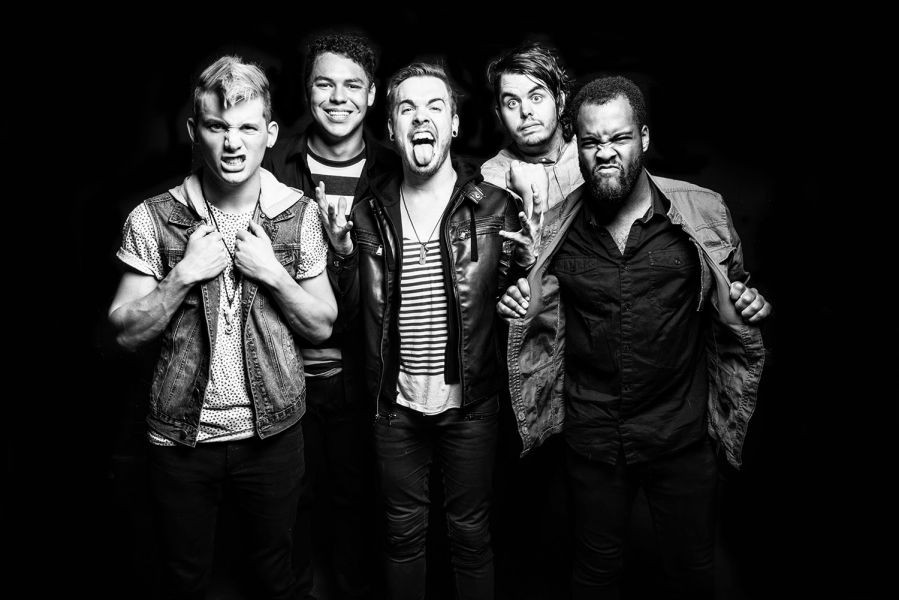"""Set It Off premieres new song """"N.M.E."""" from forthcoming album"""