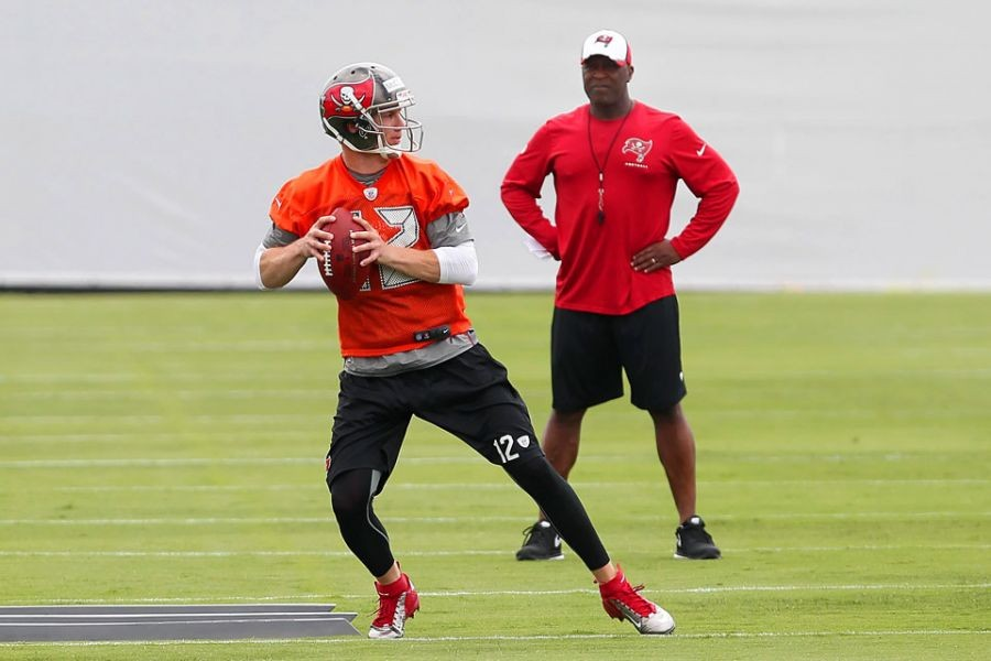 Injuries and the lack of a quarterback will lead to problems for Buccaneers