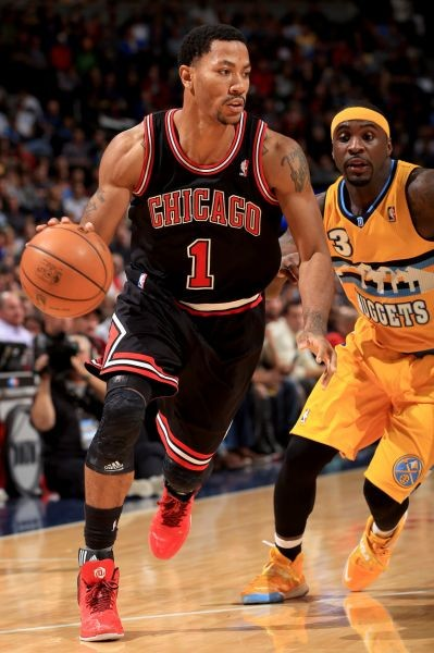 Derrick Rose & Jimmy Butler provide 1-2 punch in Bulls win over Nuggets