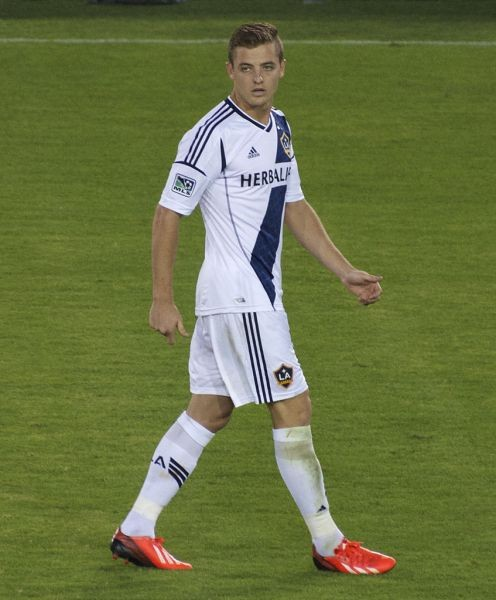 Robbie Rogers of LA Galaxy inspires a TV show about his life
