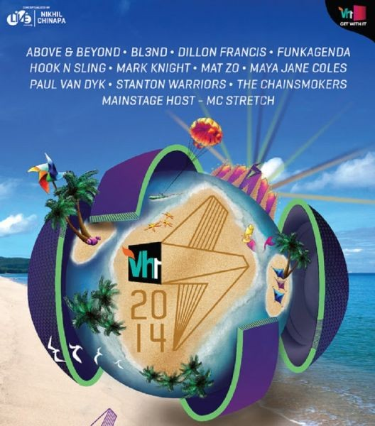 VH1 Supersonic Festival releases more artists the their lineup