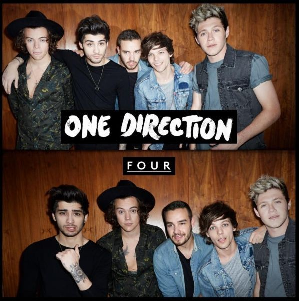 One Direction announce tracklist for new album 'FOUR'