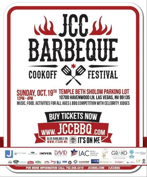 Get your grill on at the JCC Barbeque Festival this weekend
